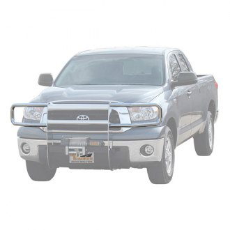 Image may not reflect your exact vehicle! MILE MARKER� - Chrome Brush Guard
