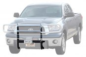 Image may not reflect your exact vehicle! Mile Marker® - Extreme II Chrome Winch Mounting System