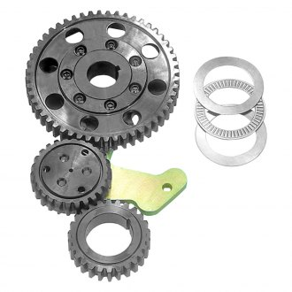Milodon® - Gear Drive Assembly with 1-bolt Camshaft Gear Attachment