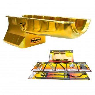 Milodon® - Street and Strip Wet Sump Oil Pan Kit
