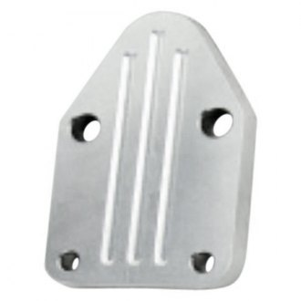 Milodon® - Billet Fuel Pump Block Off Plate