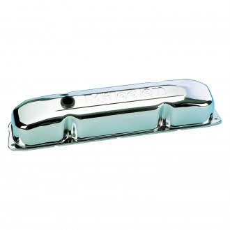 Milodon® - Chrome Valve Cover