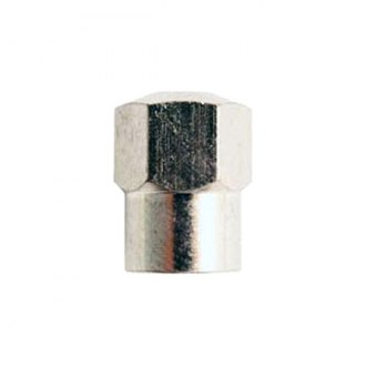 Milton® - Chrome Plated Brass Hex Head Valve Cap