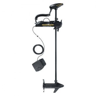 "Minn Kota® - Powerdrive V2 12V 55 lbs Thrust 48"" Shaft Freshwater Trolling Motor with I-Pilot without Foot Pedal"