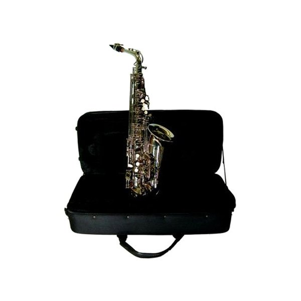 Mirage® - Student Alto Sax Nickel Finish with Case