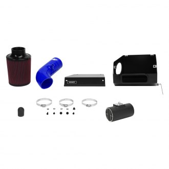 Mishimoto® - Performance Aluminum Blue Cold Air Intake System