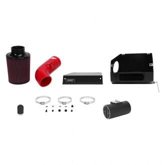 Mishimoto® - Performance Aluminum Red Cold Air Intake System