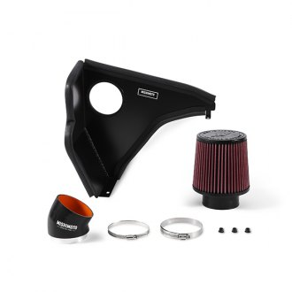 Mishimoto® - Performance Black Cold Air Intake System