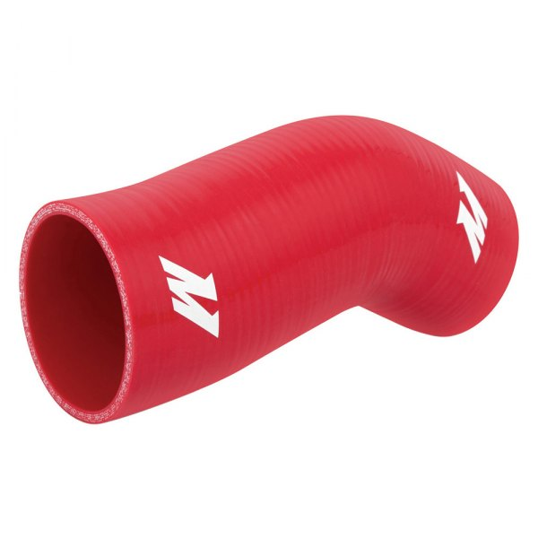 "Mishimoto® - 3.15"" Red Silicone Airbox Hose"