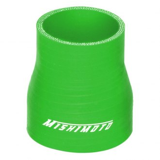 Mishimoto® - Green Silicone Transition Coupler