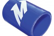 Mishimoto® - Blue Straight Silicone Coupler