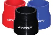 Mishimoto® - Red Silicone Transition Coupler