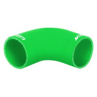 Mishimoto® - Green 90-Degree Silicone Coupler
