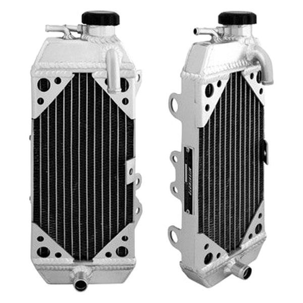 Mishimoto® - Braced Aluminum Dirt Bike Radiator