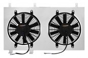 Mishimoto® - Electric Fan with Aluminum Shroud
