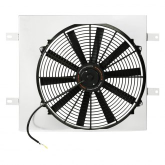 Mishimoto® - Performance Electric Fan with Shroud
