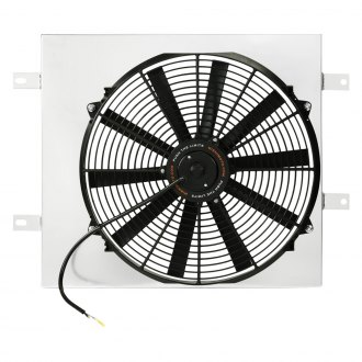 Mishimoto® - Performance Electric Fan with Shroud and Probe
