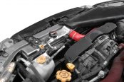 Mishimoto® - Red Silicone Radiator Hose Kit