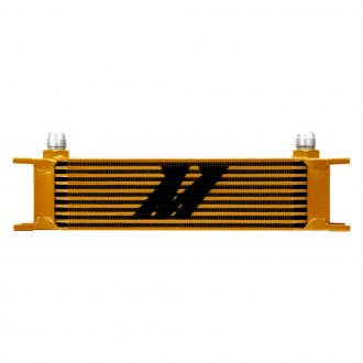 Mishimoto® - Powdercoated Oil Cooler