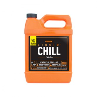 Mishimoto® - Orange Liquid Liquid Chill Synthetic Engine Coolant