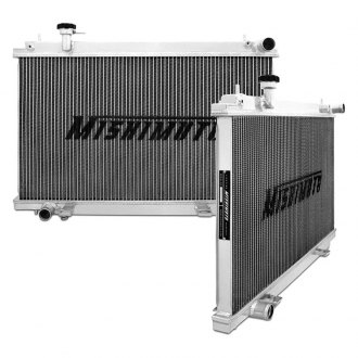 Mishimoto® - Performance Polished Aluminum Radiator