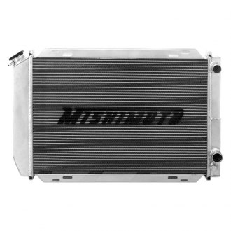 Mishimoto® - Dual Pass Race Radiator
