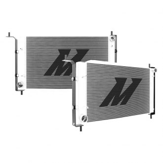 Mishimoto® - Bracketed Aluminum Radiator