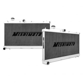 Mishimoto® - Center X-Line Performance Aluminum Radiator