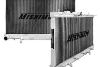 Mishimoto® - Center Performance Aluminum Radiator