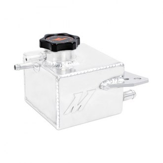 Mishimoto® - Aluminum Polished Aluminum Coolant Expansion Tank