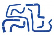 Mishimoto® - Ancillary Blue Silicone Turbocharger Hose Kit