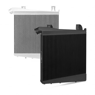 Mishimoto® - Black Intercooler