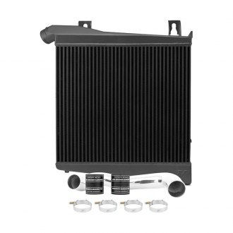 Mishimoto® - Black Aluminum Intercooler Kit
