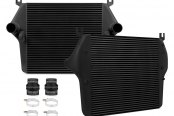 Mishimoto� - Black Intercooler