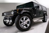 MKW OFF-ROAD® - M19 Chrome on Hummer H1