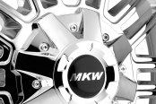 MKW OFF-ROAD® - M80 Chrome Close-Up