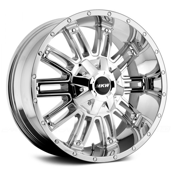 MKW OFF-ROAD® - M80 Chrome