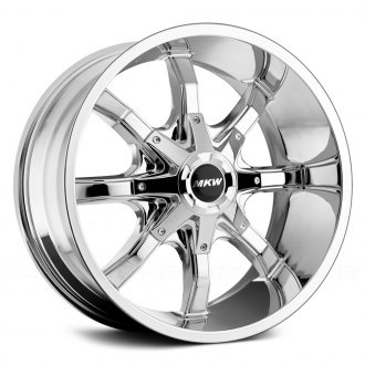 MKW OFF-ROAD® - M81 Chrome
