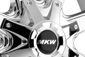 MKW OFF-ROAD® - M83 Chrome Close-Up