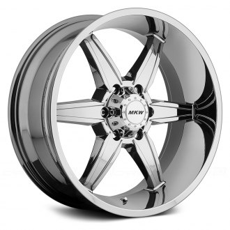 MKW OFF-ROAD® - M89 Chrome