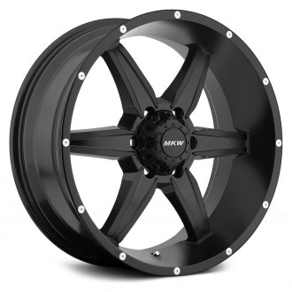 MKW OFF-ROAD® - M89 Satin Black