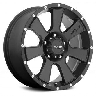 MKW OFF-ROAD® - M90 Satin Black