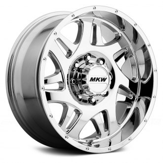 MKW OFF-ROAD® - M91 Chrome