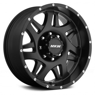 MKW OFF-ROAD® - M91 Satin Black