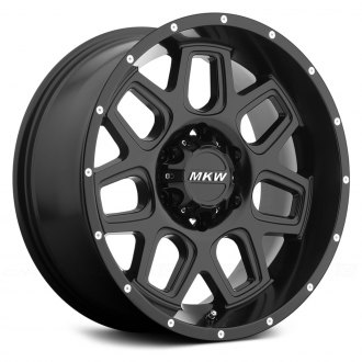 MKW OFF-ROAD® - M92 Satin Black
