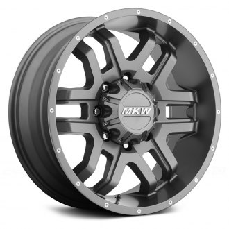 MKW OFF-ROAD® - M93 Anthracite Gray