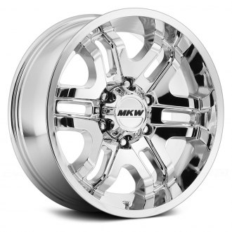 MKW OFF-ROAD® - M93 Chrome