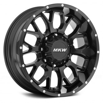 MKW OFF-ROAD® - M95 Satin Black