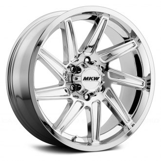 MKW OFF-ROAD® - M97 Chrome