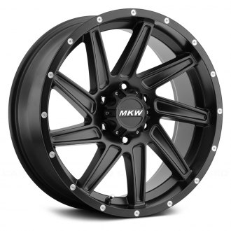 MKW OFF-ROAD® - M97 Satin Black